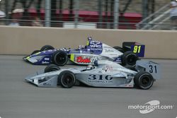 George Mack et Buddy Lazier