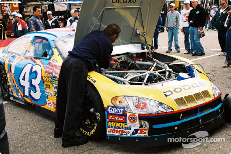 Miembro del equipo de John Andretti