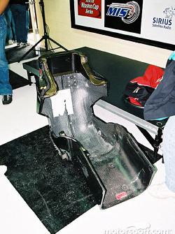 Nuevo asiento de fibra de carbón