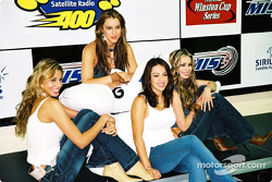 El grupo femenil Soluna