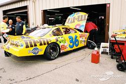 Ken Schrader's car