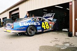 Auto de Jimmie Johnson