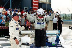 Chris Dyson - Winners Circle