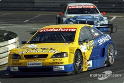 Alain Menu, OPC Euroteam, Opel Astra V8 Coupé 2001