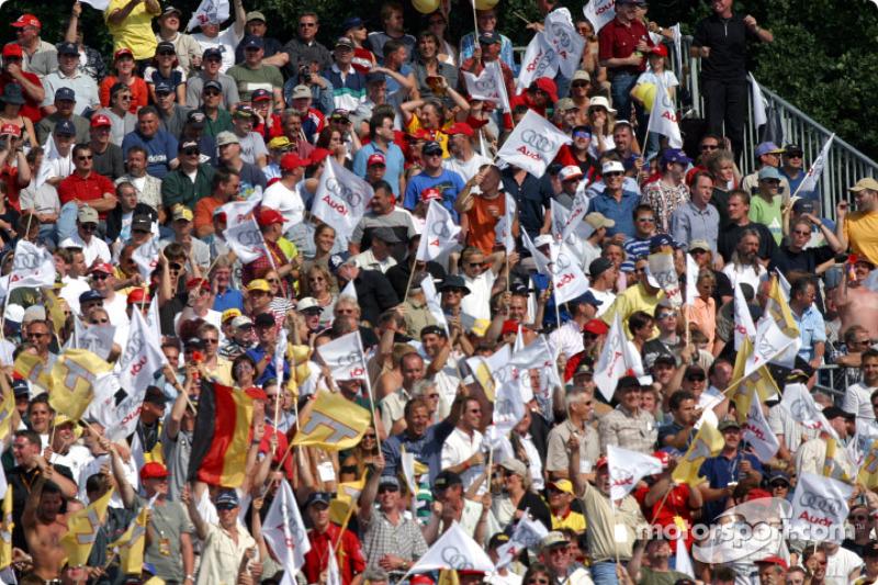 126,000 fans en Norisring