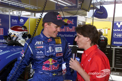 Interview mit Ellen Lohr und Mattias Ekström, Abt Sportsline, Abt-Audi TT-R