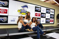 The girl group Soluna