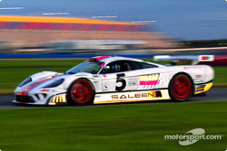 Chris Bingham took his fifth-straight GTS class pole in the Park Place Racing #5 Saleen S7R