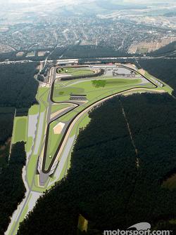 re-designed part, Hockenheim��������s Grand Prix circuit