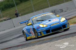The Racer's Group Porsche 911 GT3-RS