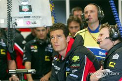 Fin de la carrera para Mark Webber
