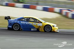 Yves Olivier, OPC Euroteam, Opel Astra V8 Coupé 2001