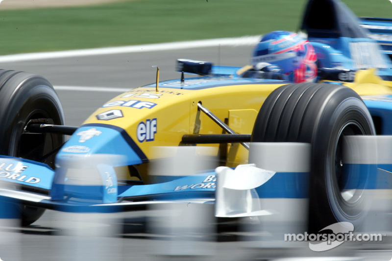 Jenson Button, Renault