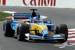 Jenson Button, Renault R202
