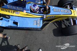 Jarno Trulli, Renault