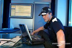 Team Williams-BMW Web chat ve fans: Ralf Schumacher
