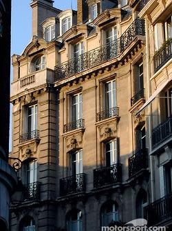 Bellas luces parisinas