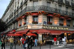 Ambiente en París