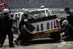Pitstop for Jason Small
