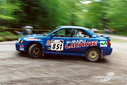 Julian Pilon - Subaru WRX