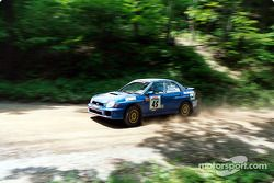 Shane Mitchell - Subaru Impenza