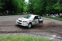 Eric Burmeister - Mazda Protégé