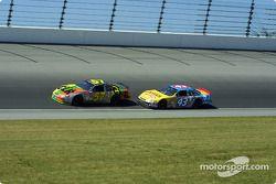 Stuart Kirby et John Andretti