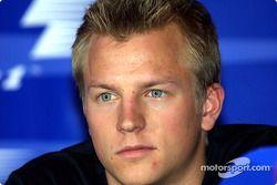 Conférence de presse FIA du Jeudi : Kimi Raikkonen