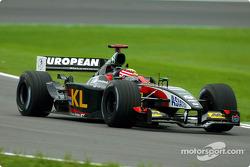 Алекс Йонг, Minardi