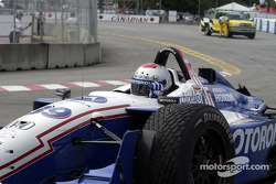 Michael Andretti toujours en train de courir