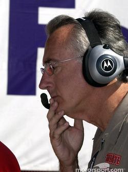 co-propriétaire de Fenandez Racing Tom Anderson