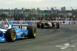 Alex Tagliani et Adrian Fernandez