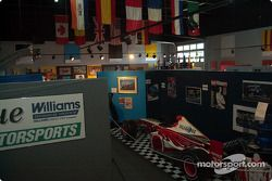 Visit to Gilles Villeneuve Museum: a general view of the museum