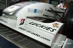 Visita al museo de Gilles Villeneuve: Jacques Villeneuve 002