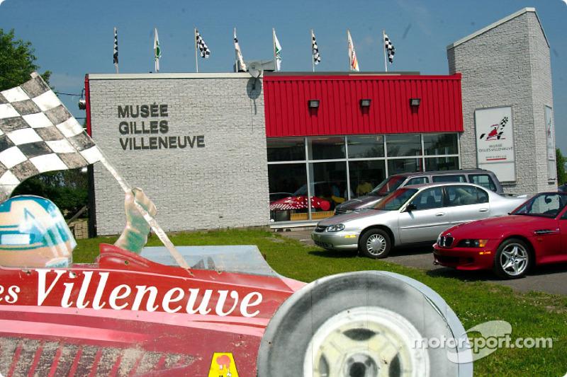 Visita al museo de Gilles Villeneuve: bienvenido al museo
