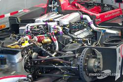 Audi R8 powerplant
