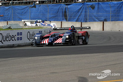 Bryan Herta during the pace laps