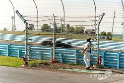 Nouvelle cage de sécurité pour le signaleur