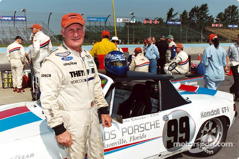EFR with Porsche 914