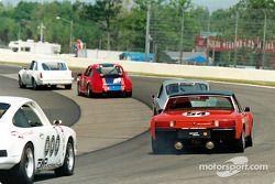 Porsche au 11ème tour
