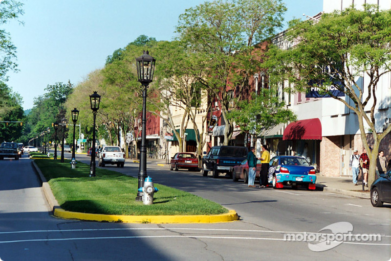 Wellsboro Main Street
