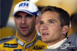 Michael Bartels, OPC Team Holzer, Opel Astra V8 Coupé 2002; Timo Scheider, OPC Team Holzer, Opel Ast