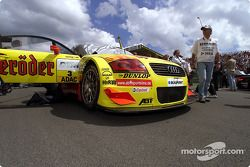 Laurent Aiello on the grid