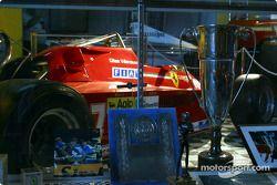 Visita al museo de Gilles Villeneuve: el famoso #27 Ferrari 126C