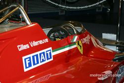 Gilles Villeneuve Müzesi: #27 Ferrari 126C