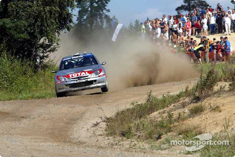 Rallye de Finlande 2002