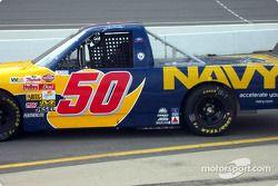 La Roush Racing Ford de Jon Wood