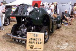 Jowett Jupiter 1952