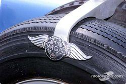 Pince de pneu de Morgan