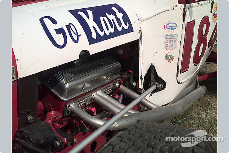 Go Kart engine at Grand Island Sesquicentennial